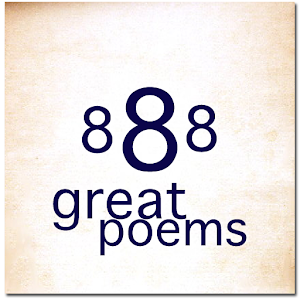 888 Great Poems Icon