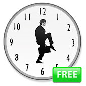 Silly Clock Free