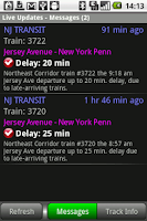 Screenshot of RailBandit