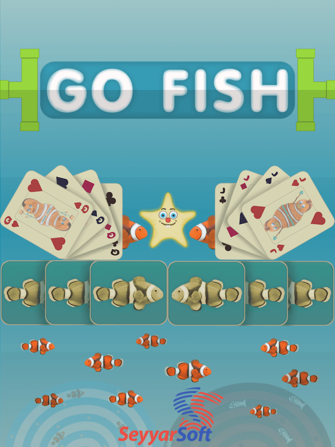 Go fish card game android apps on google play for Card game go fish