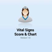 Vital Signs Score & Chart