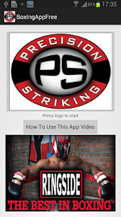 Precision Boxing Coach Free - screenshot thumbnail