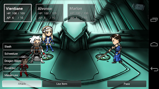 Sage Fusion 2 (RPG VN)- screenshot thumbnail