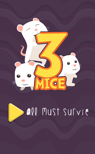 3 Squeaky Fellow MICE