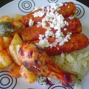 Enchiladas Mineras (Traditional Enchiladas from Guanajuato)