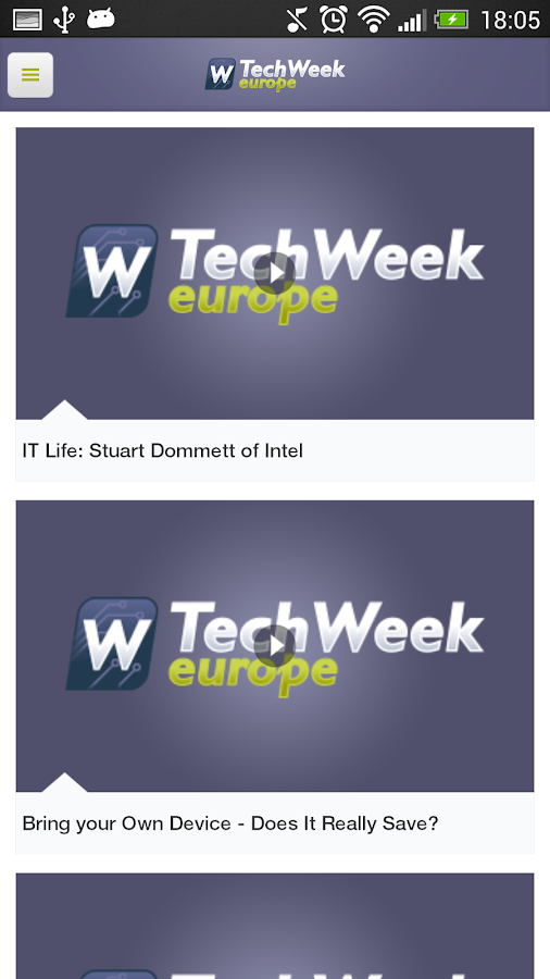 TechWeekEurope.co.uk - screenshot