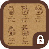 Animal Coffee Protector Theme