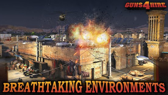 Guns 4 Hire- screenshot thumbnail