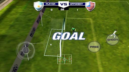 無料体育竞技Appのサッカー大会を再生 記事Game