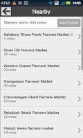 Screenshot of Fresh Food Finder