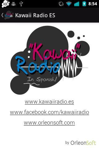 Kawaii Radio Es