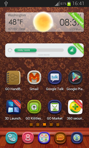 Cool Button Theme