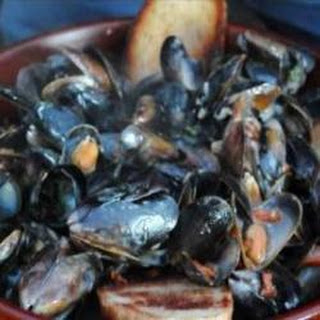 Chilli, Garlic and Ginger Mussels Recipe