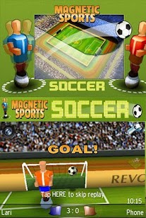 Magnetic Sports Soccer Lite - screenshot thumbnail