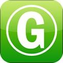 Green moon - Message Schedule. icon