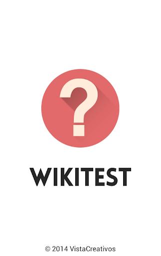 WikiTest Trivia Quiz Game