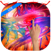 Fingerpaint Magic LWP Lite