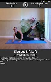 Daily Leg Workout FREE Screenshot 7