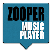 Music Player for Zooper Widget