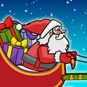 Santa Dash Free icon