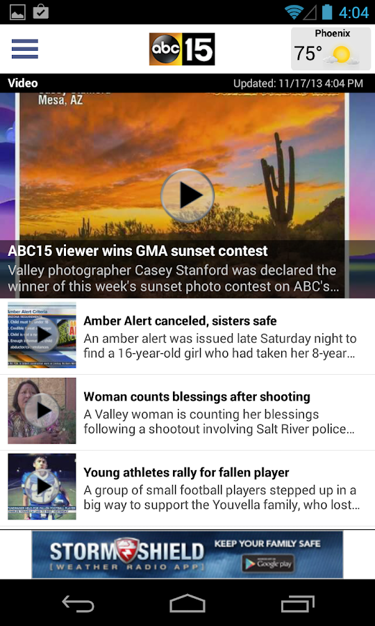 ABC15 Arizona - screenshot