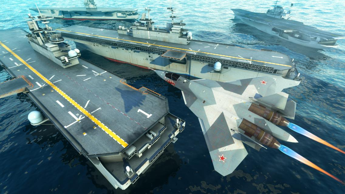 Navy Boat & Jet Parking Game - Android Apps on Google Play