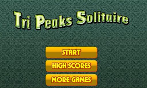 Tri Peaks Solitaire Free