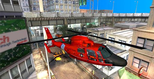 Advanced Rescue Heli Legend 3D
