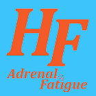 Adrenal Fatigue Test App icon