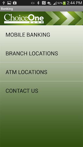 ChoiceOne Bank