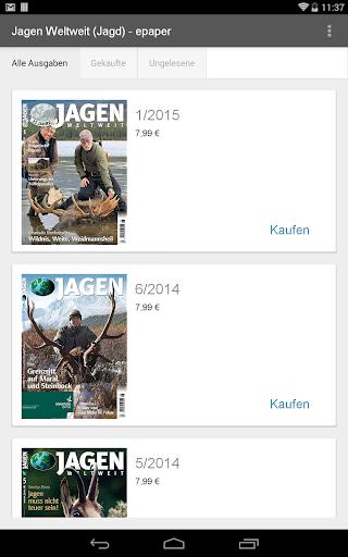 Jagen Weltweit Jagd - epaper