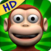 Talky Mack HD The Monkey FREE