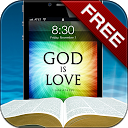 Bible Lock Screens™ Free mobile app icon
