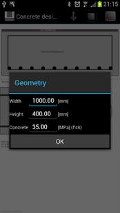 ConcreteDesign- screenshot thumbnail