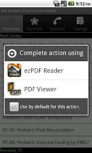 Paramedic Protocol Provider- screenshot thumbnail