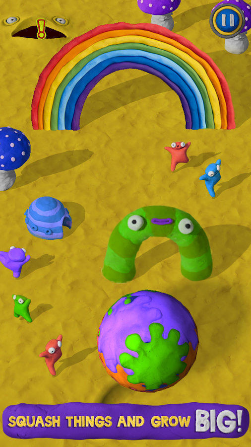 Clay Jam - screenshot