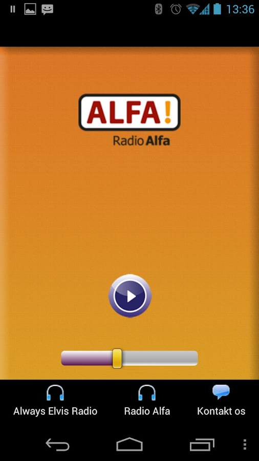 Always Elvis Radio - screenshot