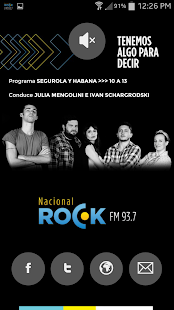 Nacional Rock- screenshot thumbnail