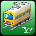 Yahoo!乗換案内 logo