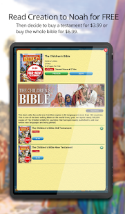 The Children's Bible Book- screenshot thumbnail