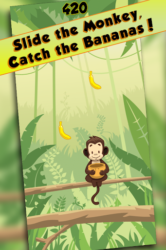 Monkey Fall Benji Bananas New for PC
