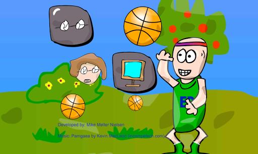 籃球埃德和書呆子