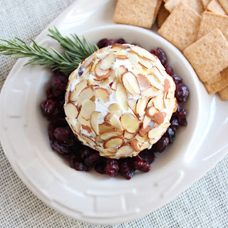 Cranberry Goat Cheese Ball Recipe