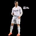 Cristiano Ronaldo widgets logo