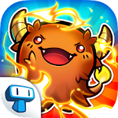Pico Pets Puzzle - Virtual Monsters Match-3
