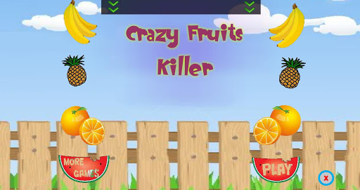 【免費解謎App】Crazy Fruits Killer-APP點子
