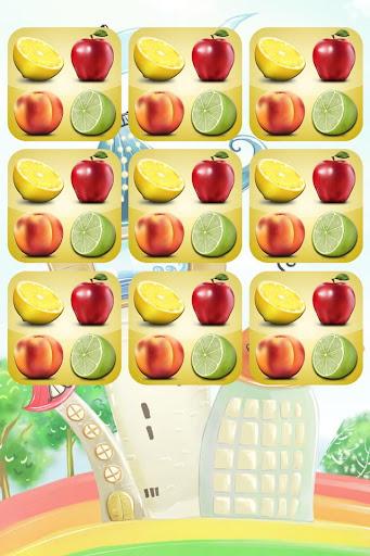 Fruit Memory Match Game