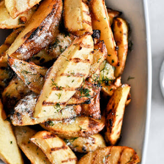 Sour Cream + Onion Oven Fries.