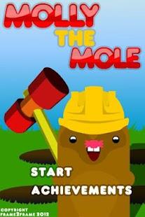 molly the mole- screenshot thumbnail