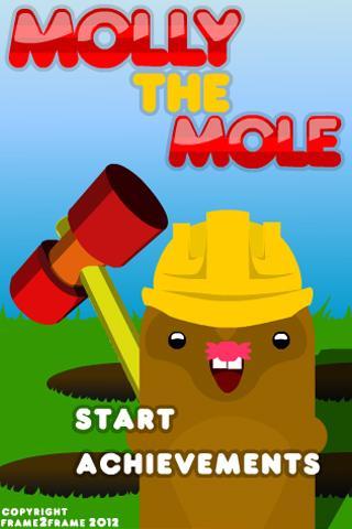 molly the mole- screenshot